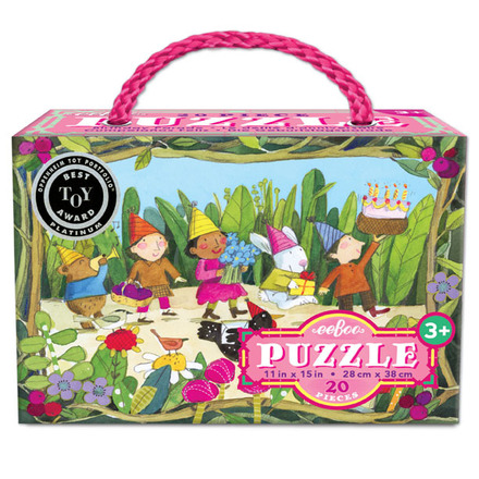 Birthday Parade 20 Piece Puzzle picture