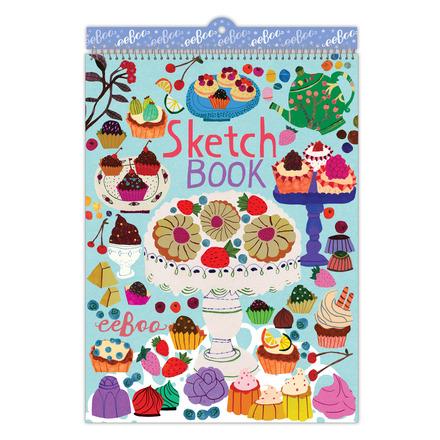 Desserts Sketchbook picture