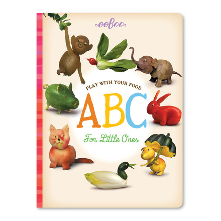 Play with Your Food ABC Board Book picture