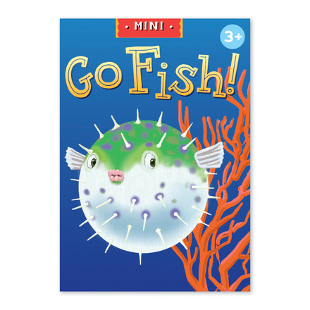 Go Fish Mini Playing Cards picture
