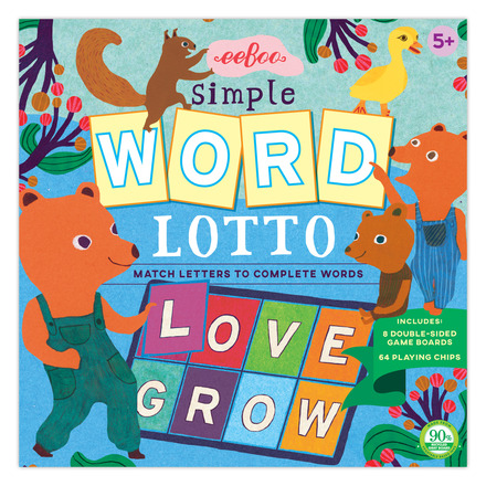 Simple Word Lotto picture