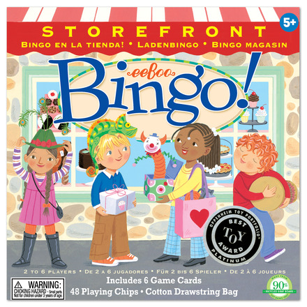 Storefront Bingo picture