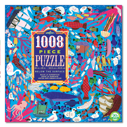 Below the Surface 1000pc Puzzle picture