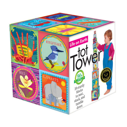 Life on Earth Tot Tower picture