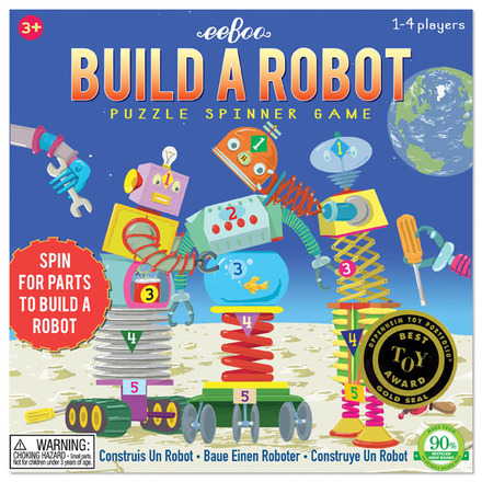 Build A Robot Spinner Game picture