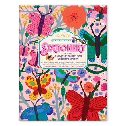 Butterflies Stationery Set picture