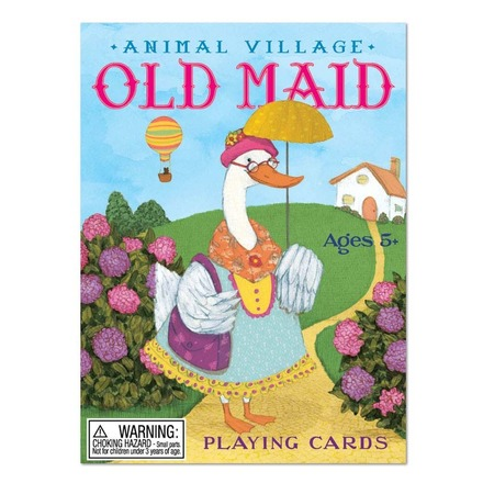 Animal Old Maid Playing Cards picture