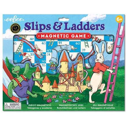 Slips and Ladders Magnetic Game picture