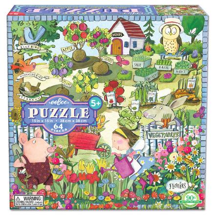 Growing A Garden 64 Piece Puzzle picture