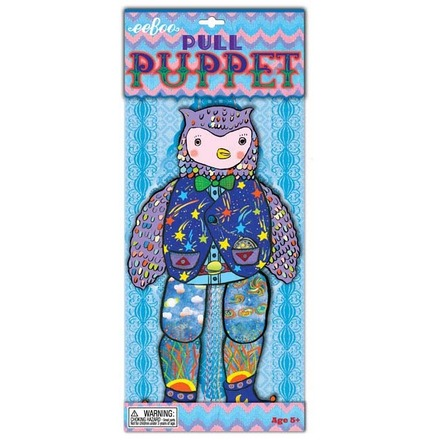 Owl Pull Puppets picture