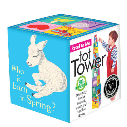 Read-To-Me Tot Towers picture