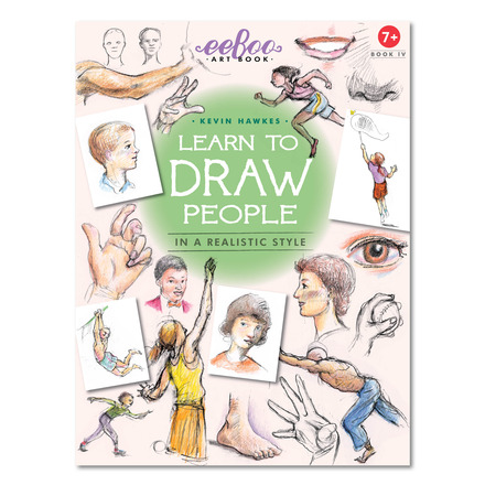 Art Book 4 - Learn to Draw People picture
