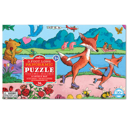 A Lovely Day 36 Piece Puzzle picture