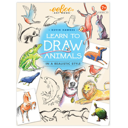 Art Book 3 - Learn to Draw Animals picture