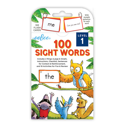 Sight Words Level 1 Flash Cards picture