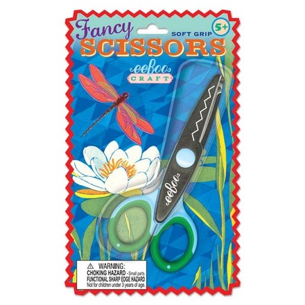 Water Lily Fancy Scissors picture