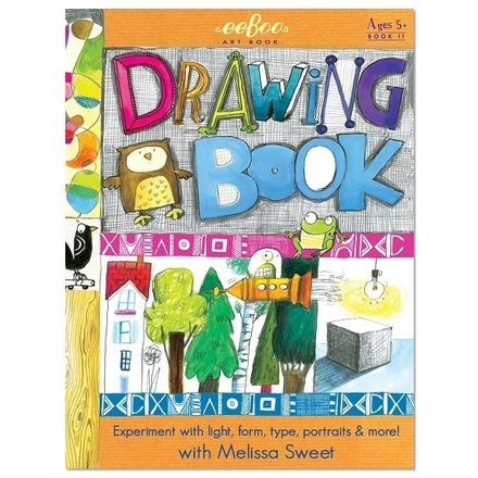 Art Book 2 - Drawing with Melissa Sweet picture