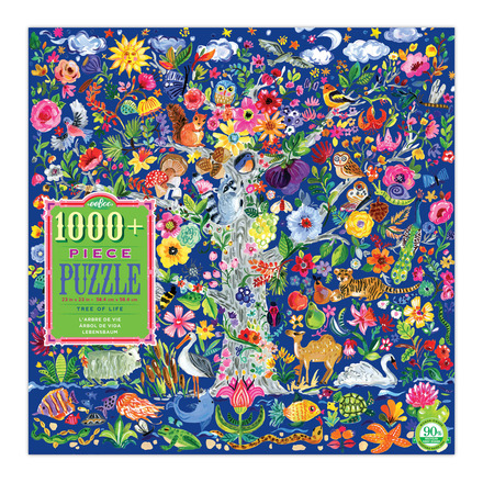 Tree of Life 1008 Piece Puzzle picture