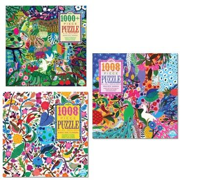 Floral Square Puzzle Bundle picture