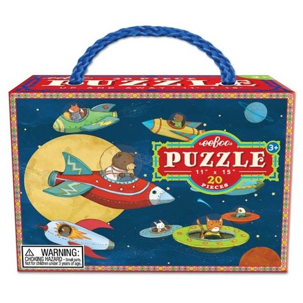 Up and Away 20 Piece Puzzle picture