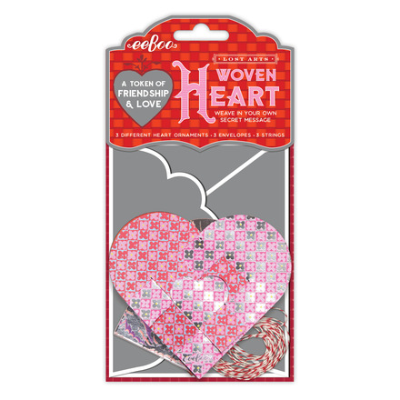 Woven Heart Love Token picture