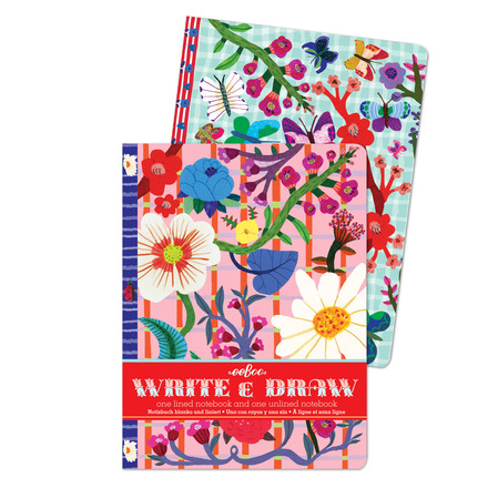 Butterflies Write and Draw Notebook Set picture