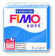 FIMO soft modelling clay, pacific blue, box of 6