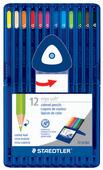 Col. pencil ergo soft 12ct FSC 100%