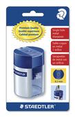 STAEDTLER single-hole tub sharpener, blistercard