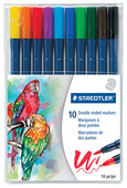 Marker Marsgraphic duo 10pc WP