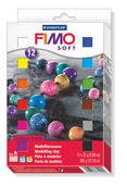 Fimo soft MP 12pcs