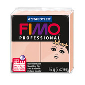 FIMO professional doll art modelling clay, rose, box of 6
