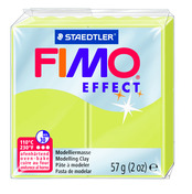 FIMO effect  modelling clay, citrine, box of 6