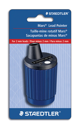 Mars lead sharpener for 2 mm leads picture