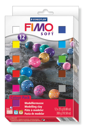 FIMO soft 12pcs picture