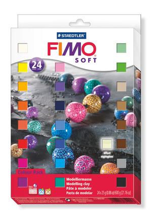 FIMO soft 24pcs picture