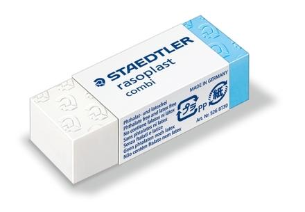 STAEDTLER rasoplast combi eraser, box of 30 picture