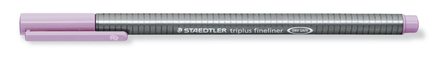triplus fineliner  0.3mm Lavender, box of 10 picture