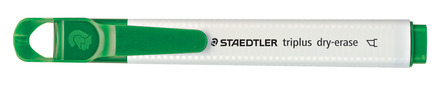 triplus dry-erase chisel green, box of 10 picture