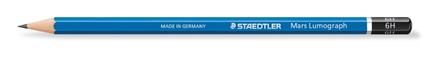 Mars Lumograph Premium pencil 6H, box of 12 picture