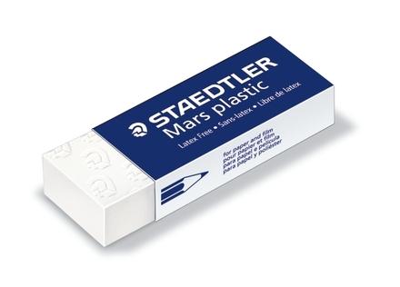 Mars plastic premium eraser, box of 20 picture