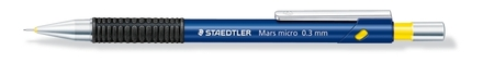 Mars micro Mechanical Pencil, 0.3mm, box of 10 picture
