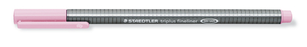triplus fineliner  0.3mm Light carmine, box of 10 picture