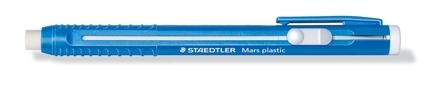 Mars plastic stick eraser, blistercard picture