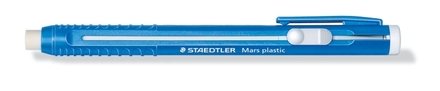 Mars plastic stick eraser, blistercard picture