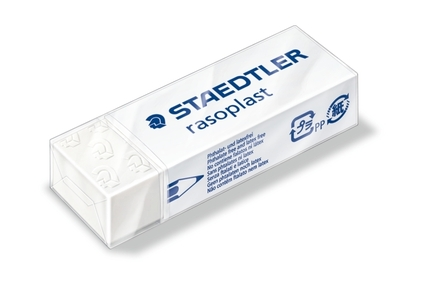 STAEDTLER rasoplast eraser, box of 20 picture