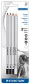 Charcoal pencils 4pcs
