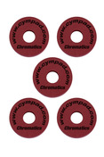 Cympad Chromatics 40/15mm Crimson Set