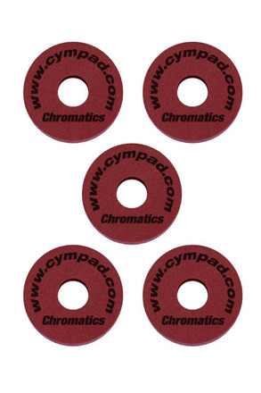 Cympad Chromatics 40/15mm Crimson Set picture