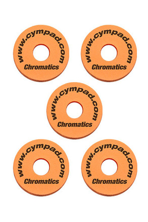 Cympad Chromatics 40/15mm Orange Set picture
